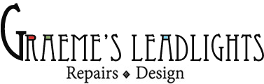 Graeme's Leadlights - Leadlight Glass Repairs and Custom Design